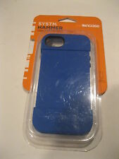 INCASE SYSTM HAMMER SY10062 CASE FOR iPHONE 5/ 5S, BLUE RUBBER CONTRUCTION
