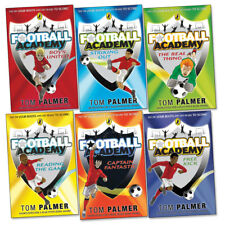 Football Academy Collection Book Pack of 6 (RRP £35.94)