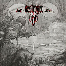 Destroyer 666 'Cold Steel For An Iron Age' CD - NEW