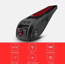 1x Wifi Full HD 1080P Hidden Car DVR Video Camera Recorder Night Vision Dash Cam