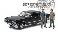 Supernatural 1967 Chevy Impala Sport Sedan With Sam and Dean 1 18
