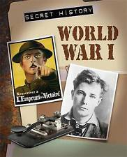 World War I (Secret History), Oxlade, Chris, New Book