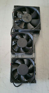 Dell Precision T7600 T7610 Front Chassis Fan Set Cage Assembly 1B23LV800