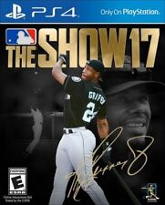 MLB: The Show 17 PlayStation 4 Game