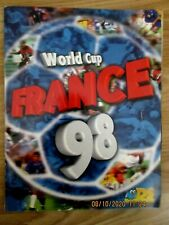 WM 1998, DS 1998, World Cup 98 France