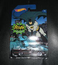 HOT WHEELS Batman Classic TV Series Batmobile MOC M.O.C. DC Mattel Canada