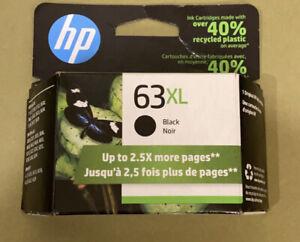 HP 63XL oem High Yield High Yield - Black (F6U64AN) expires MAY/2023
