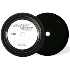 "9"" Black Foam Buffing Wheel Pad Polish Polishing Buffer Buff Compound"