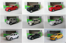 Welly Mercedes Contemporary Diecast Cars, Trucks & Vans