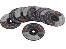 BERGEN VEWERK QTY 10 x 75mm x 1.6mm x 10mm Metal Cutting Discs UK STOCK