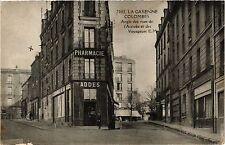 CPA COLOMBES Angle des rues de l'Arrivée et des Voyagurs (413824)