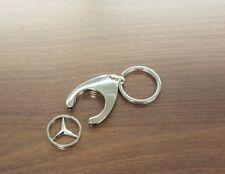 Original Mercedes-Benz Schlüsselanhänger, Einkaufs Chip