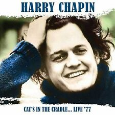 Harry Chapin - Cat's In The Cradle... Live '77 (2015)  2CD  NEW  SPEEDYPOST