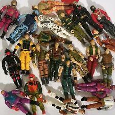 HUGE Collection Lot of 1988 G.I. JOE COBRA ARAH Action Figures YOU PICK!