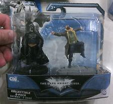 The Dark Knight Rises - Batman & Bane Set