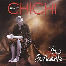 Mas Que Suficiente by Chichi Peralta (CD, Sep-2005, Universal Music Latino)