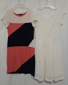 Bulk Lot of Women's Clothing Size 8 XS Assorted Mixed Spring Summer Dresses x 2