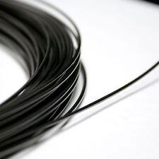"Nitinol NiTi SMA muscle wire 2mm thick 12"" (31cm) uncut 80C Shape Memory Alloy"