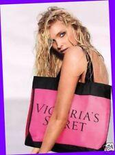 Victoria's Secret PINK & RED BLACK Purse Tote LARGE Handbag Shopper Bag