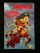 Vampirella Painkiller Jane NM Mark Waid Rick Leonardi 1998 Harris Comics