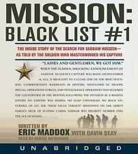 Mission : Black List No. 1 - The Inside Story of the Search for Saddam Hussein-…