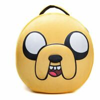 Adventure Time Mochila Jake 3D Forma Amarillo (BP210382ADV)