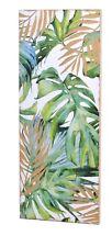 Wanddeko aus Holz Wandbild Wandschmuck Wanddekoration Bild Deko Blätter