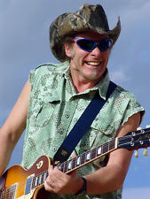 Ted Nugent Guitar Tabs Tab Lesson Software CD 35 Songs Book & 4 Backing Tracks