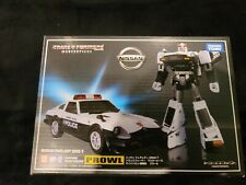 Authentic Takara MP-17 - Masterpiece Prowl Action Figure unopened