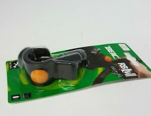 RBbell Road Bike Bicycle Cycling Bell Fit For 22-32mm Bars 120Db Black/ Orange