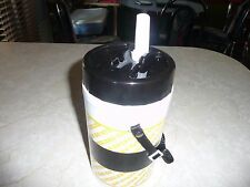 NEW NFL STEELERS LARGE DRINK HOLDER WITH STRAP AND POUR SPOUT AWESOME PRICE