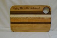 Personalized Wooden Cutting Board Small Size