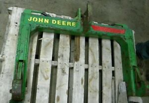 Quick Hitch RE29740 John Deere Cat 3 Narrow 4255 4455 4555 4755 4955 4560 4760