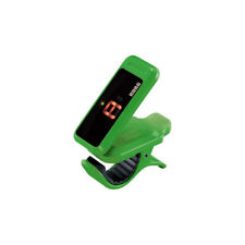 Korg Pc1 Pitchclip Clip-on Universal Chromatic Tuner - Green, New!