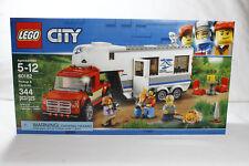 LEGO City Pickup & Caravan 2018 Set  60182 Camper SEALED
