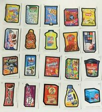 2020 Wacky Packages All New Weekly Series (Complete 20 Card Base Set - MAY 2020)