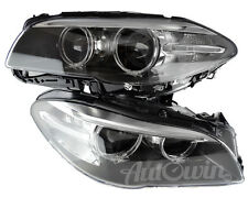 BMW 5 SERIES F10 LCI F11 LCI HEADLIGHT BI XENON LEFT & RIGHT SIDE GENUINE NEW