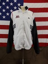 NC TENNIS Adidas Jacket Coat Men's Black/White Size Medium