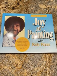 """Bob Ross Joy of Painting book """"MORE JOY OF PAINTING WITH BOB ROSS"""" Paperback"""