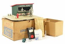 Lionel PW 128 News Stand 1957-60 C8/9  Works w/Box Complete All Original