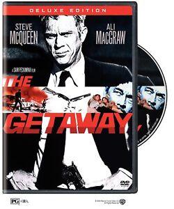 The Getaway Deluxe Edition (Steve McQueen 1972) Region 4 New DVD