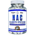 N-ACETYL-L-CYSTEINE 600 mg 100 Capsules NAC Hi Tech nonGMO USP Grade USA