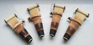 4 Mundstücke für Duduk aus Armenien reed Flöte NEU