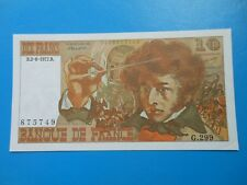 10 francs Berlioz 2-6-1977 F63/22 SUP+