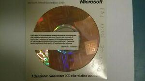 Microsoft Office Edizione Basic 2003 (CD originale student edition)