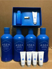 4× ASEA REDOX Dietary Supplement Bottles+Free USB giftbox+4 renu+Free shipping