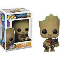 Guardians of the Galaxy Vol 2 Groot with Bomb US Exclusive Pop! Vinyl Figure NEW