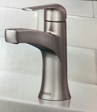 Moen Tilson Single Handle Bathroom Faucet in Brushed Nickel Brand New Sealed
