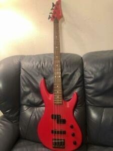 GROVER JACKSON Electric Bass Perfect packing from Japan
