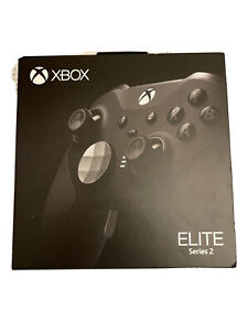 Official Microsoft Xbox X S & One Elite Controller Series 2 - Black New Sealed